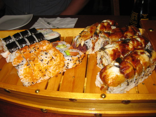 Craving Sushi Restaurant: Sushi