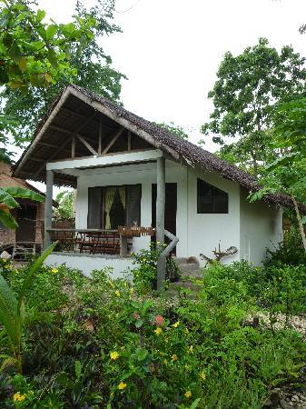 Hambilica Seaview : Typical Cottage