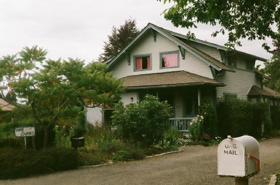 Forks, WA: the Swan house(from the books)