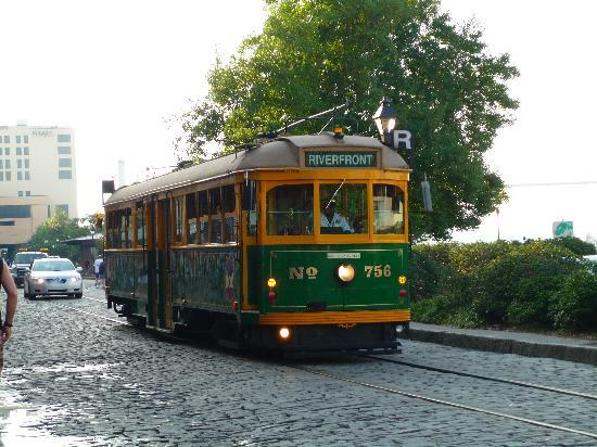 Savannah, Geórgia: Trolley