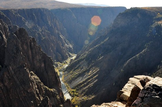 Parc national de Black Canyon Of The Gunnison