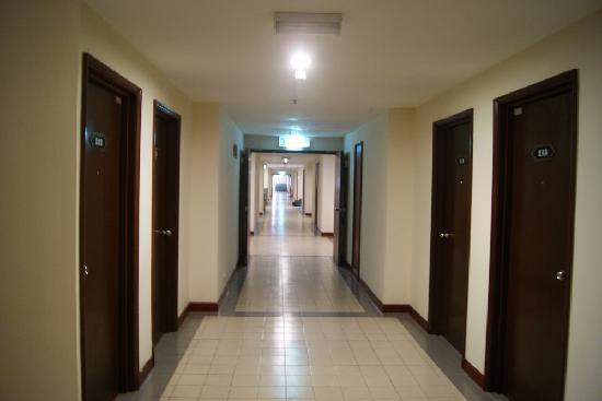 Seri Malaysia Genting Highlands: Hotel Corridor View
