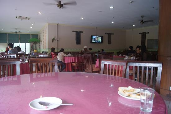 Seri Malaysia Genting Highlands: Restaurant area