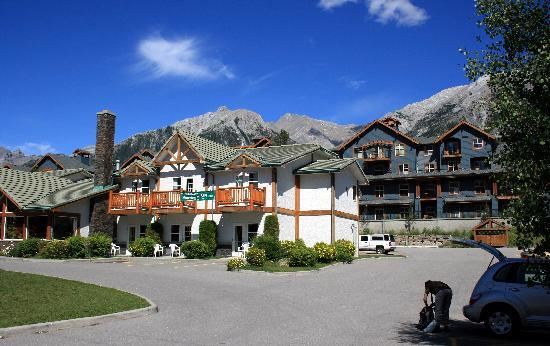 Canmore Rocky Mountain Inn: Hotel