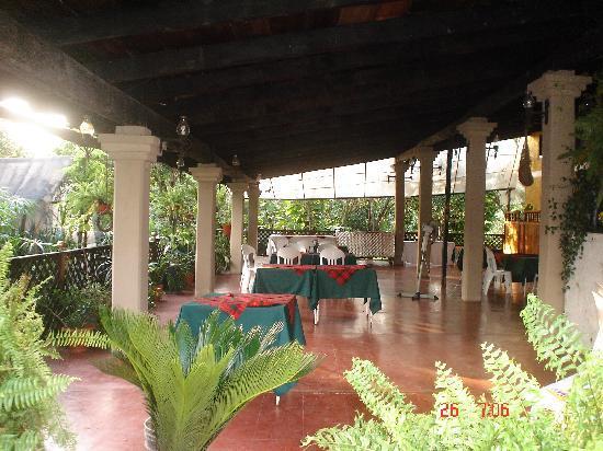 Rancho Hotel El Carmen: RESTAURANTE LA PEÑA