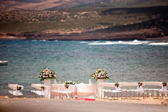 St Georges Beach Wedding Paphos