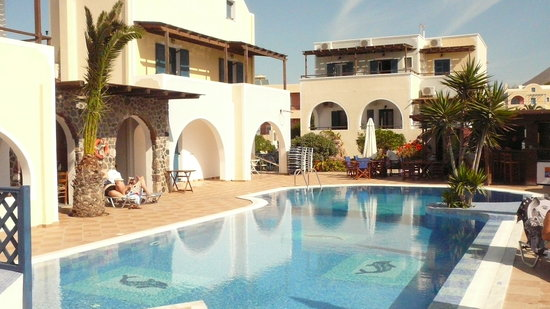 Perivolos, Greece: hotel eleftheria