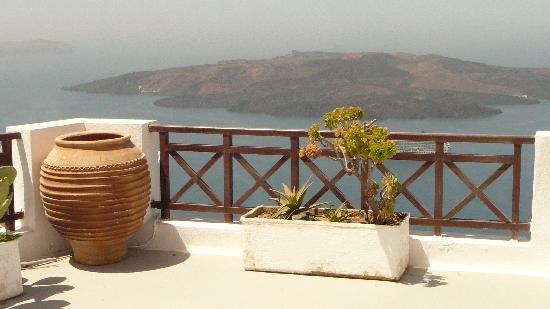 Hotel Eleftheria : lovely view