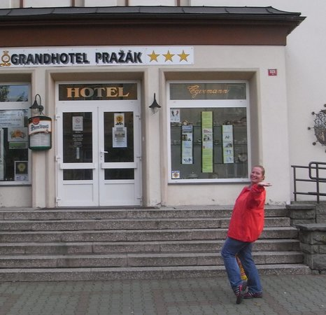 Novy Bor, Tsjekkia: Aussenansicht