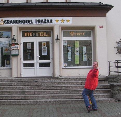 Novy Bor, Republik Ceko: Aussenansicht