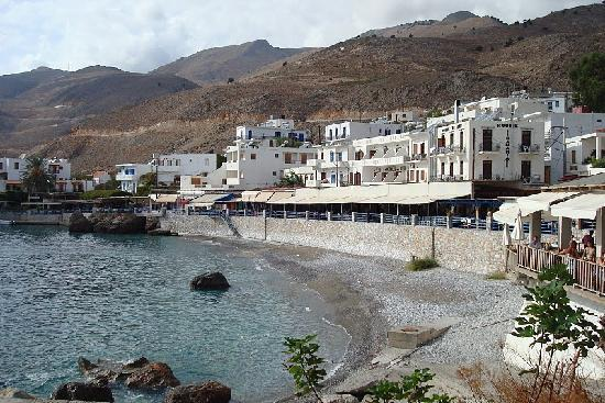 Iperion Beach Hotel: Chora Sfakion