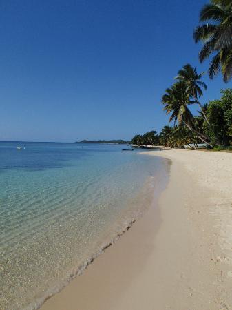 Princesse Bora Lodge & Spa: Beach