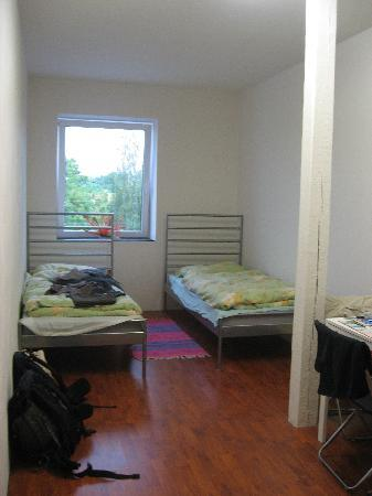Hostel ABEX : chambre