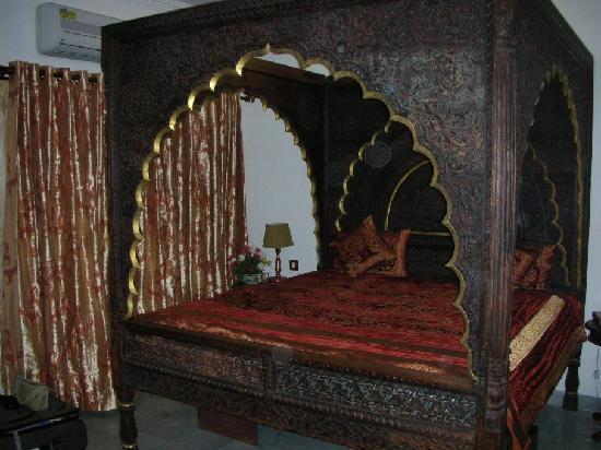 Inn at Delhi: Bedroom