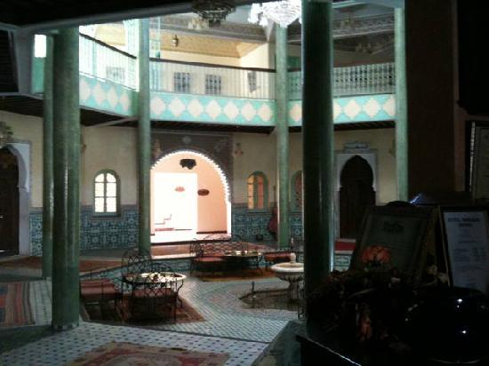 Hotel Tafilalet: esterno
