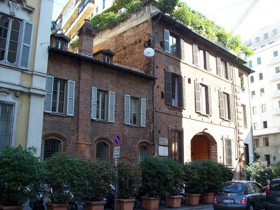 Casa Parravicini - Fondazione Carriero
