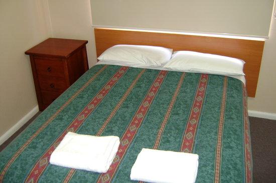Victor Lodge: Le lit