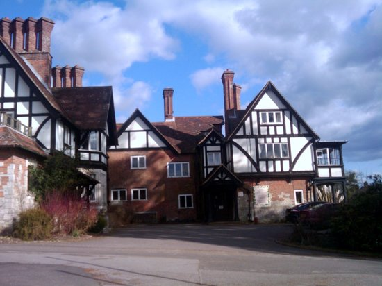 Lyndhurst, UK: Hotel