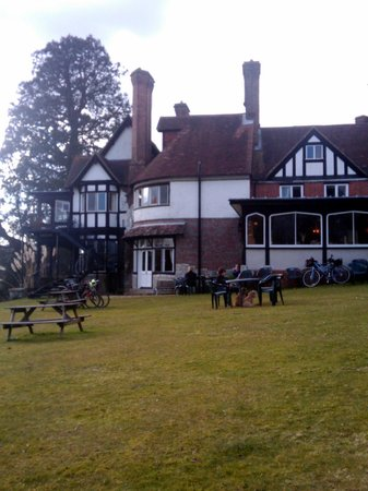 Bramble Hill Hotel: From the green