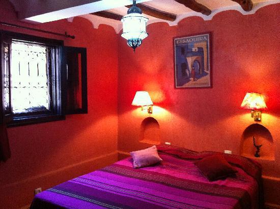 Villa Tata Marie : chambre suite