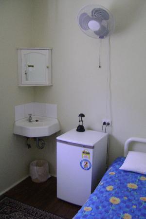 Kookaburra Inn: La chambre