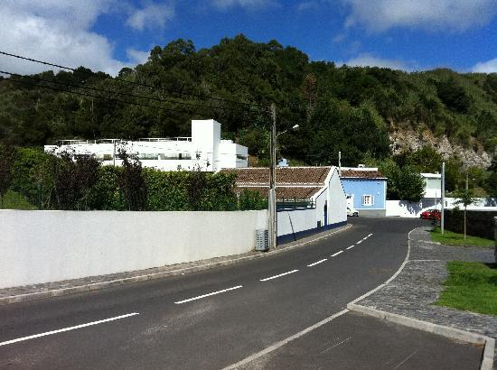 Quinta do Mar: View of Qunta do Mar from street