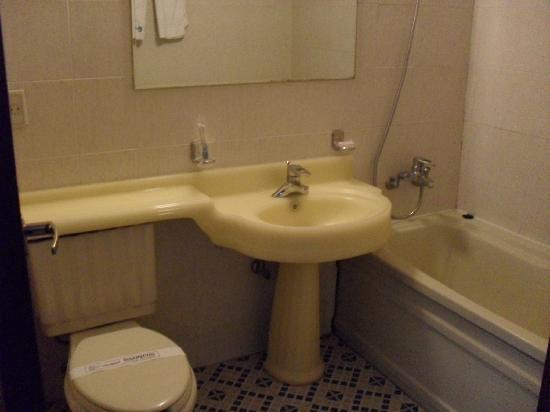 Lamer Hotel: Baño
