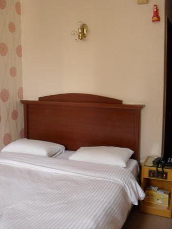 New Life Tourist Hotel: Cama