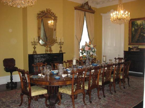 Dining Room at Nottoway
