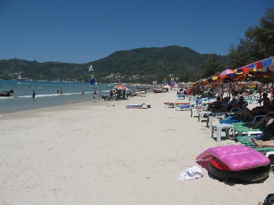 At Phuket Inn: Patong Beach
