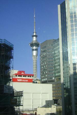 Mercure Auckland: Vue de ma chambre