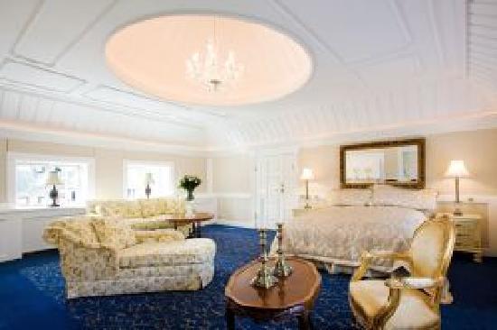 Skrobelev Gods Manor House: The bridal suite