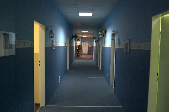 Moon Hostel : Corridor