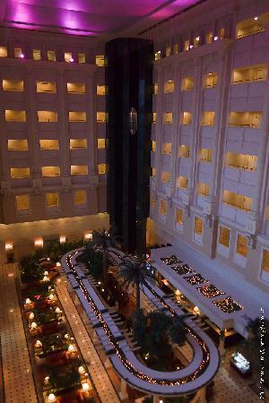 Rixos President Astana Hotel: Lobby view
