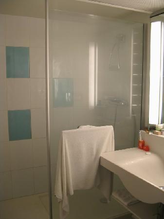 Valbonne, Frankrike: shower cabin