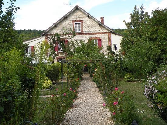 Les Jardins d'Helene : Garden