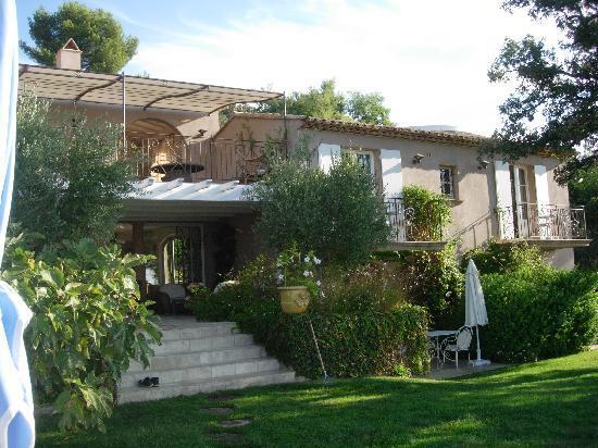 La Croix-Valmer, France: La maison