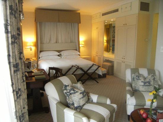 Belmond Mount Nelson Hotel: camera