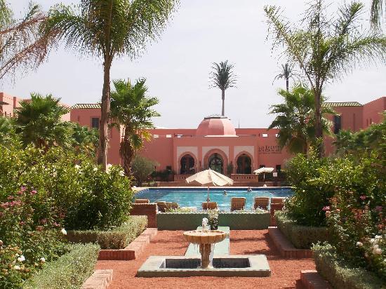 Hotel Les Jardins de l'Agdal: Piscine