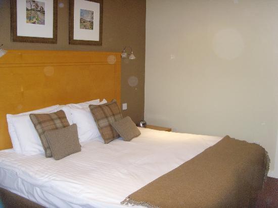 Murraypark Hotel: the room