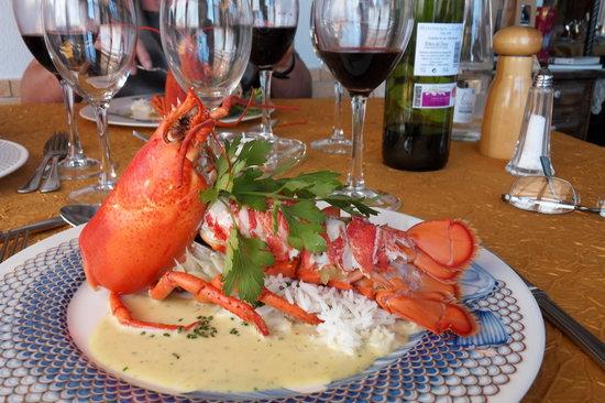El Chaleco: Le plat principal après les deux entrées