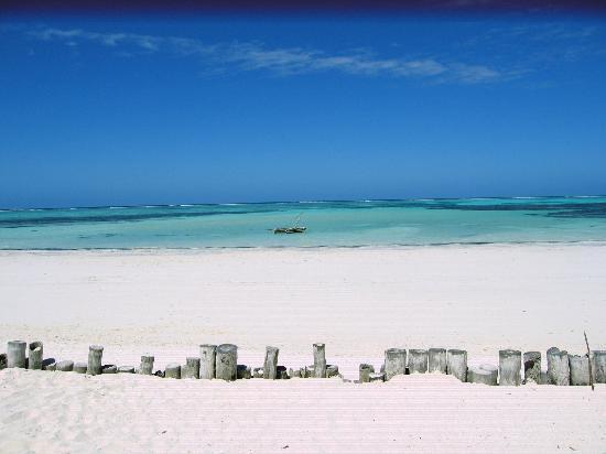 Veraclub Zanzibar Village: mare