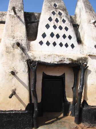 Larabanga Mosque : Die alte Moschee