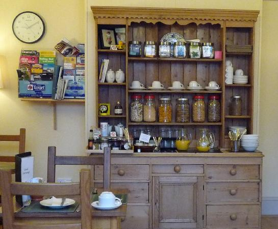 Wedgewood House : Lovely Breakfasts