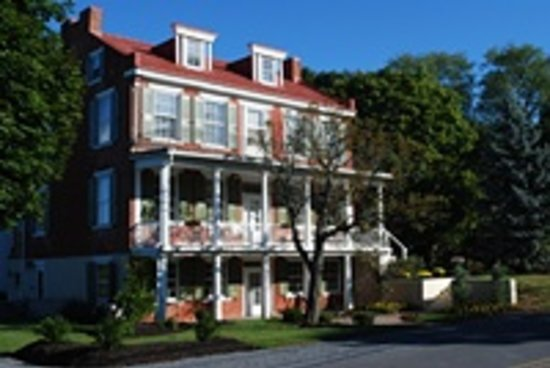 Grantville, Pensilvania: Red Umbrella Bed and Breakfast