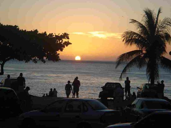Mansion VillaVerde - Pousada & Vacation Rentals: Sonnenuntergang