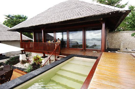 Wakatobi Dive Resort: Superb Villa
