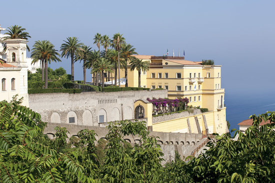 Grand Hotel Angiolieri - Sea View