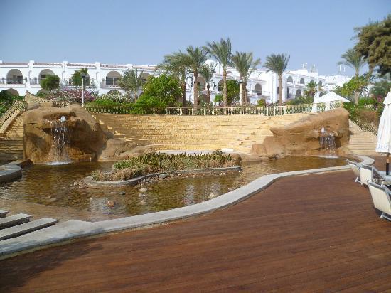 The Royal Savoy Sharm El Sheikh: royal savoy poolside