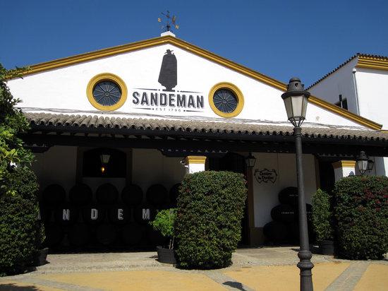 The House of Sandeman Jerez: Sandemann
